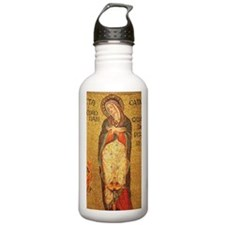 St Catherine of Alexan Sports Water Bottle