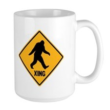 Bigfoot Crossing Mug