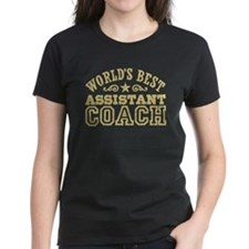 World's Best Assistant Coach Tee