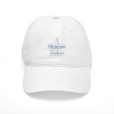 Cabo San Lucas - Baseball Cap