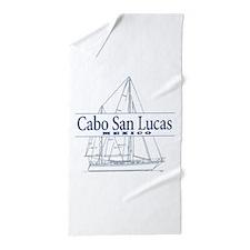 Cabo San Lucas - Beach Towel