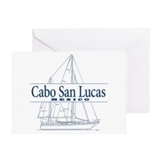Cabo San Lucas - Greeting Card