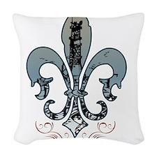 oilfield_fleur.png Woven Throw Pillow
