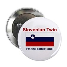 Slovenian Twin (Perfect) Button