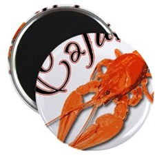 "cajun_crawfish2.png 2.25"" Magnet (100 pack)"
