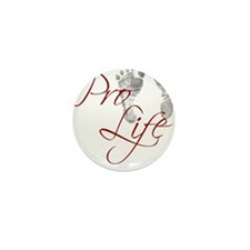 prolife.png Mini Button (10 pack)