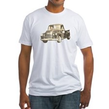 054-TruckOnly-vintage-clear T-Shirt