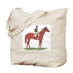 Man O'War Tote Bag