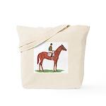 Man O'War Tote Bag