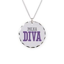 Polka DIVA Necklace