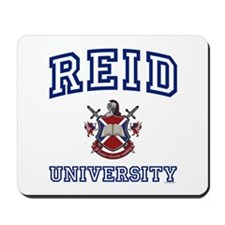 REID University Mousepad