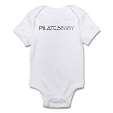 3-pilatesbaby Body Suit