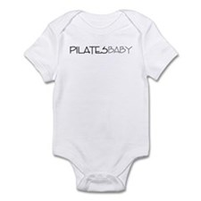 Cool Yoga mom Infant Bodysuit