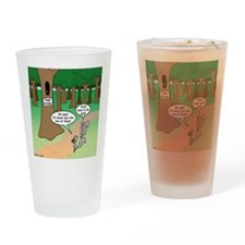 Forest Time Share Drinking Glass