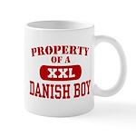 Property of a Danish Boy Mug
