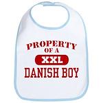 Property of a Danish Boy Bib