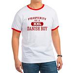 Property of a Danish Boy Ringer T