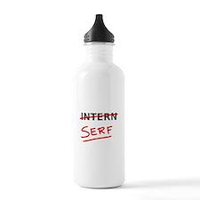 Intern (serf) Water Bottle