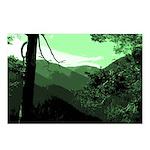 Sihot Deep Emerald Postcards (Package of 8)