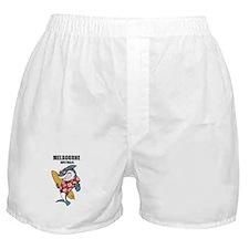 Melbourne, Australia Boxer Shorts