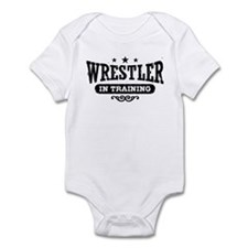 Wrestler In Training Onesie