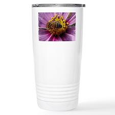 Bee Cosmo Ceramic Travel Mug