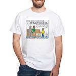Intact Family White T-Shirt