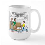 Intact Family Large Mug