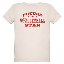 Future Volleyball Star T-Shirt