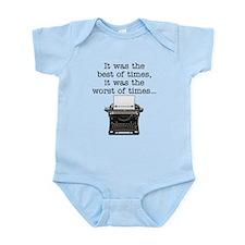 Best of times - Infant Bodysuit