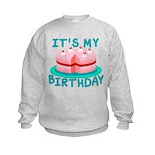 Its My Birthday Cake Sweatshirt