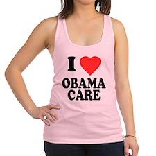I Love Obamacare Racerback Tank Top