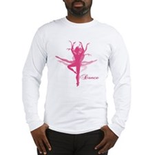Ballet Dancer Long Sleeve T-Shirt