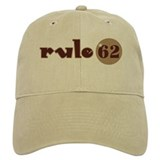 Rule 62 AA Slogan Baseball Cap