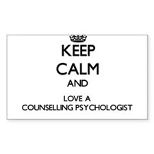 Keep Calm and Love a Counselling Psychologist Stic