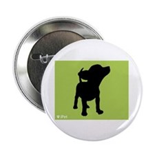 "Chihuahua iPet 2.25"" Button (100 pack)"