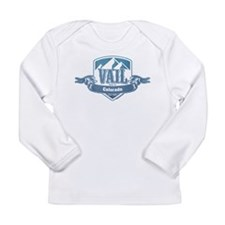 Vail Colorado Ski Resort 1 Long Sleeve T-Shirt