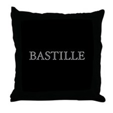 Bastille Throw Pillow