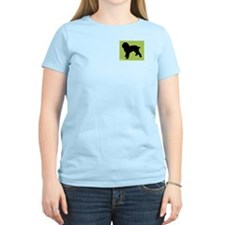 Cockapoo iPet Women's Pink T-Shirt