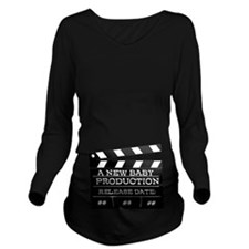 A Baby Production Personalize Long Sleeve Maternit