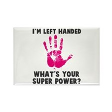 Left Handed Super Power Rectangle Magnet