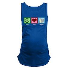 Peace Love Midwife Maternity Tank Top