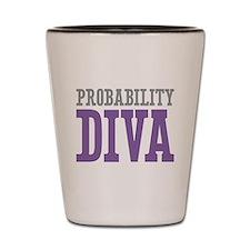Probability DIVA Shot Glass