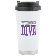 Psychology DIVA Ceramic Travel Mug