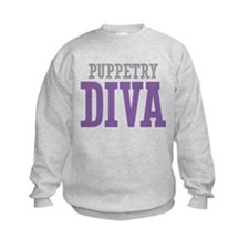Puppetry DIVA Sweatshirt