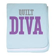 Quilt DIVA baby blanket
