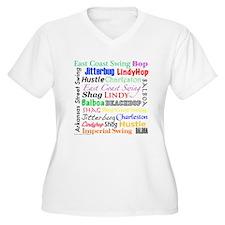 All Swing Dances T-Shirt