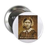 Flo do? Florence Nightingale Button
