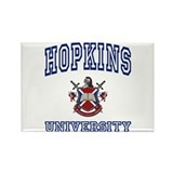 HOPKINS University Rectangle Magnet (100 pack)