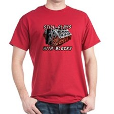 Engine Block T-Shirt